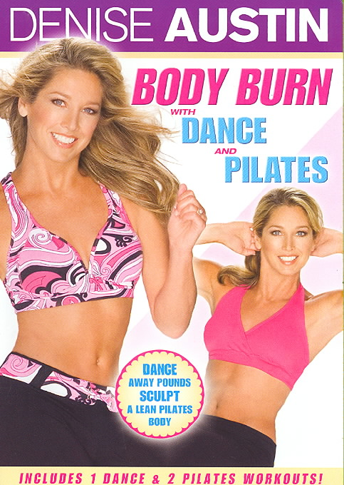 DENISE AUSTIN:BODY BURN WITH DANCE AN BY AUSTIN,DENISE (DVD)