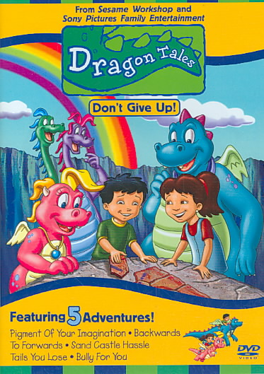 DRAGON TALES:DON'T GIVE UP BY DRAGON TALES (DVD)